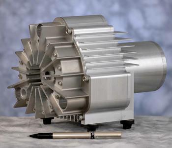 VT2T22N4.0 Three-Stage Scroll Vacuum Pump