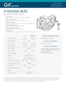P16h036a Bldc