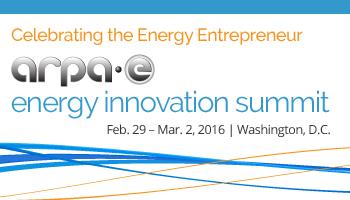 ARPA-E Energy Innovation Summit 2016