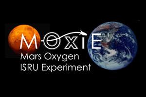 Mars Oxygen ISRU Experiment (MOXIE) Logo