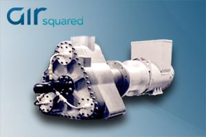 E46H122A-SH 60 kW Semi-Hermetic Scroll Expander