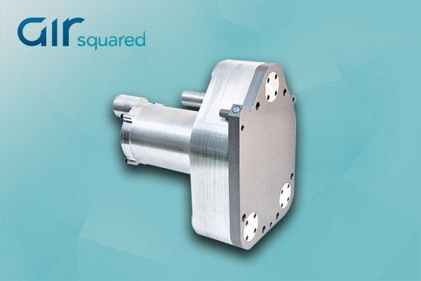 P11H024A-BLDC-SH Semi-Hermetic Scroll Compressor for the Mars 2020 Rover