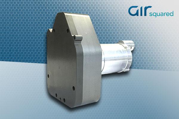 P11T025B-BLDC-SH Semi-Hermetic Two-Stage Scroll Compressor