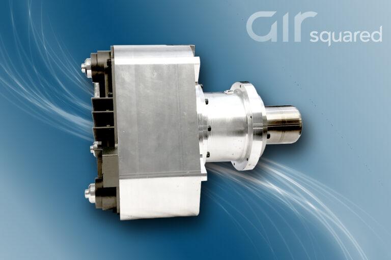 P19H038A-BLDC-SH Semi-Hermetic Scroll Compressor