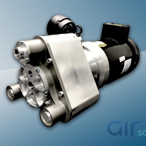P16H043E-AC-LC Liquid-Cooled Scroll Compressor