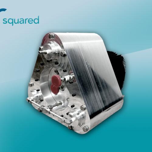 V16H034D-BLDC-H-LC Liquid-Cooled, All-Metal (LCAM) Scroll Vacuum Pump