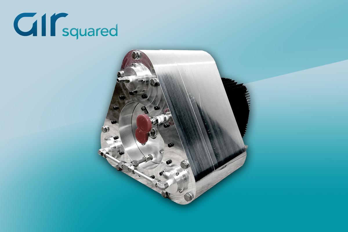 All Metal Hermetic Tritium Scroll Vacuum Pump Air