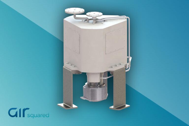 Large-Scale Liquid-Cooled, All-Metal (LCAM) Scroll Vacuum Pump
