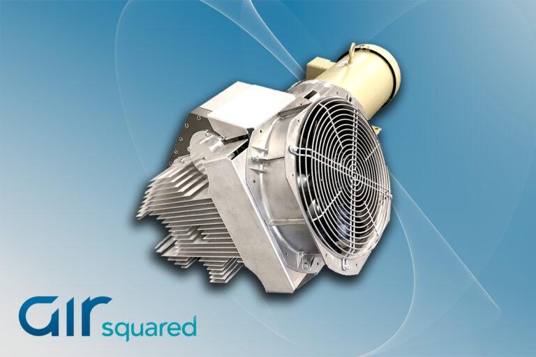 P22H038B-AC-SH Semi-Hermetic Scroll Compressor