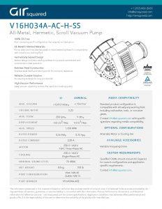 V16h034a Ac H Ss