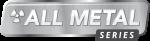 All Metal Series Badge