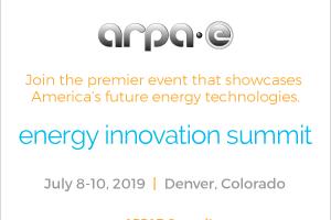 ARPA-E Energy Innovation Summit 2019 Logo