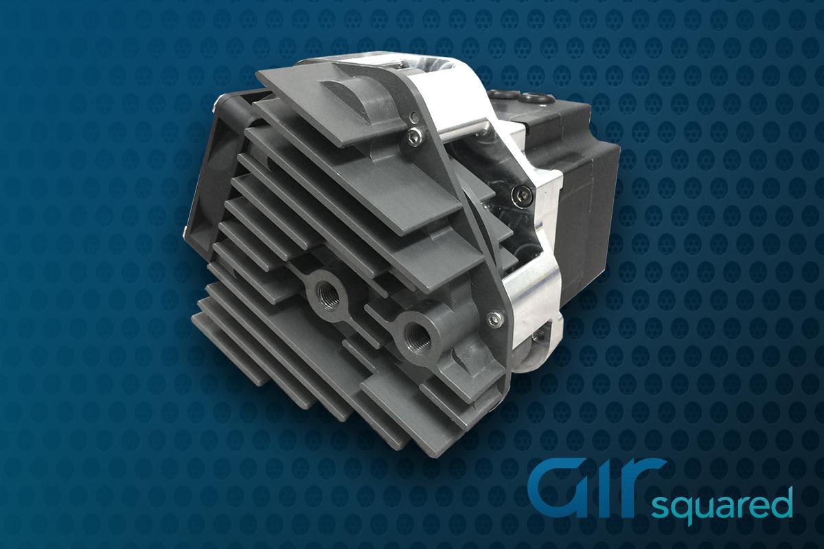 P09H017A-BLDC Silent Series Scroll Compressor