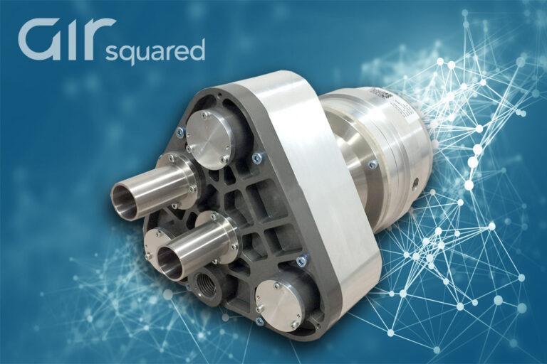 P13H032A-BLDC-SH Scroll Hydrogen Recirculation Pump
