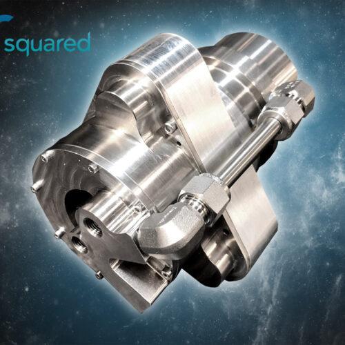 V06H014A-BLDC-SH-LC Semi-Hermetic, Liquid-Cooled, Scroll Vacuum Pump