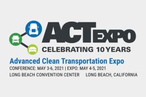 ACT Expo 2021 Logo