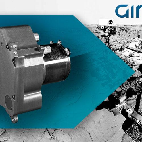 P09H026A-BLDC-SH Scroll Compressor On Board Perseverance Rover