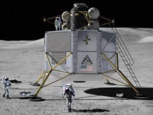 Altair Lunar Lander Concept