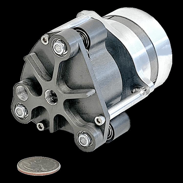 P07H020A-BLDC-C Silent Series™ Scroll Compressor