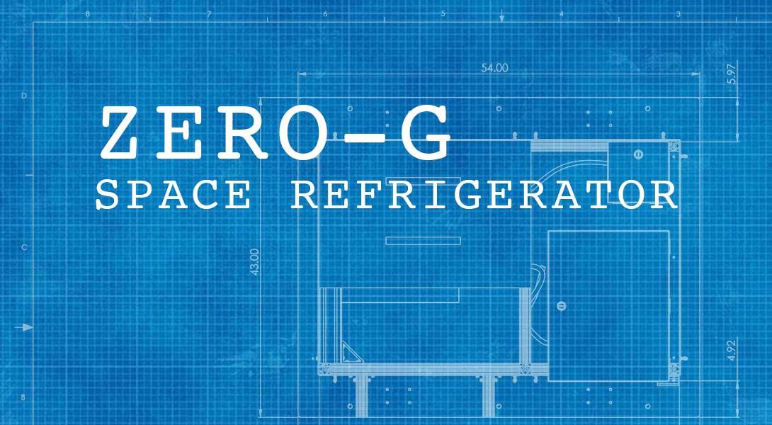 Show Space Refrigerator