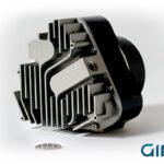 P09H017A Compact Scroll Compressor for Waveguide Pressurization