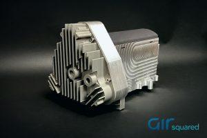 P14H030A-BLDC Oil-Free Scroll Compressor for Autonomous Vehicle Sensor Cleaning