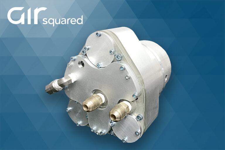 P09H014A-BLDC-SH-LC Oil-Free Scroll Refrigeration Compressor